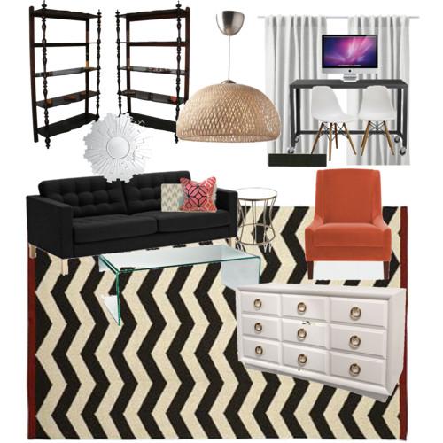 $6000 Living Room Challenge