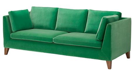 Ikea-Stockholm-Sandbacka-Green-velvet-sofa-dayka-robinson-designs-blog.png