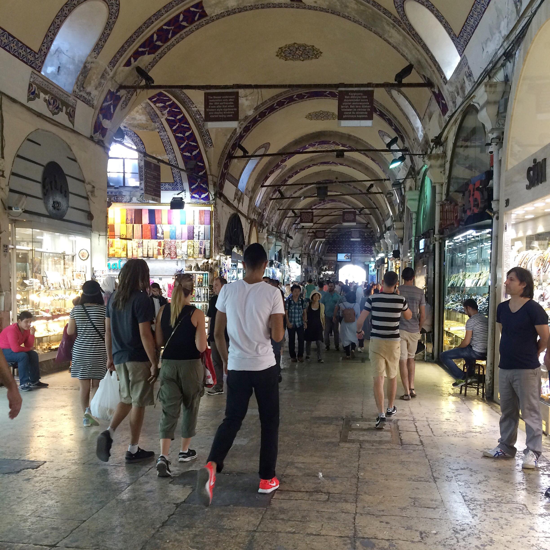 Grand Bazaar Istanbul 2015 Dayka Robinson