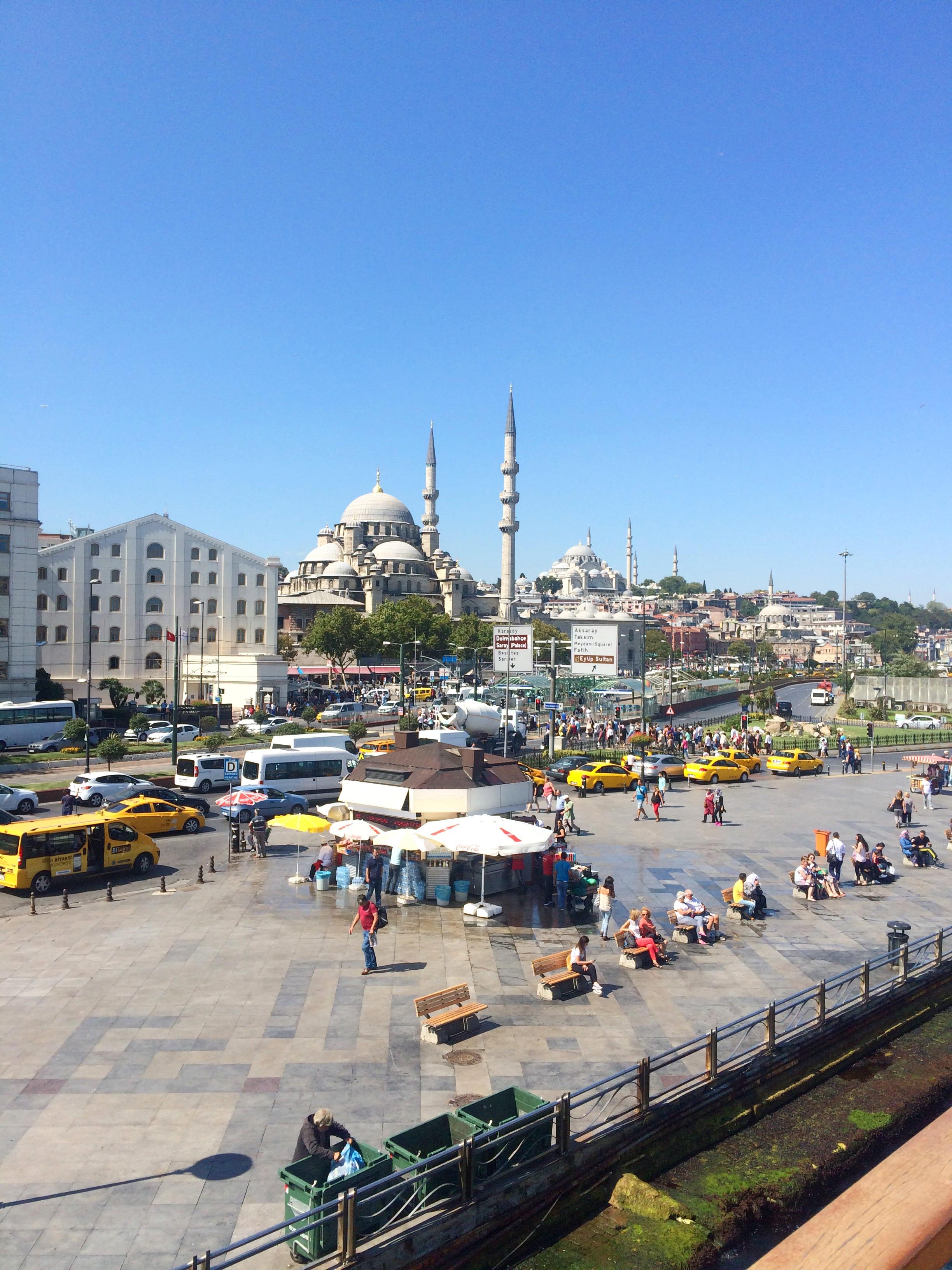 Istanbul Eminonu 2015 Dayka Robinson