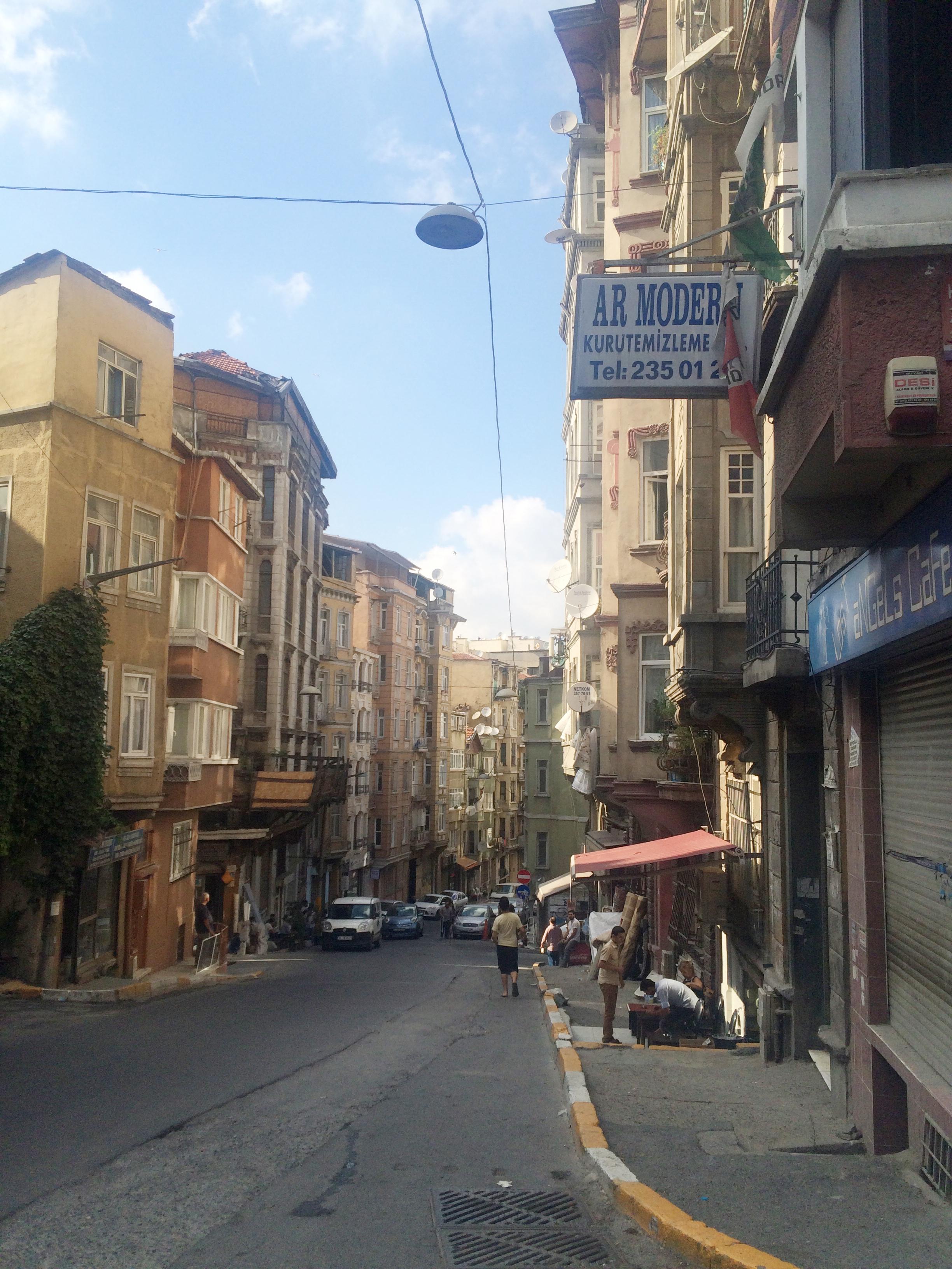 Istanbul Omer Hayyam 2015