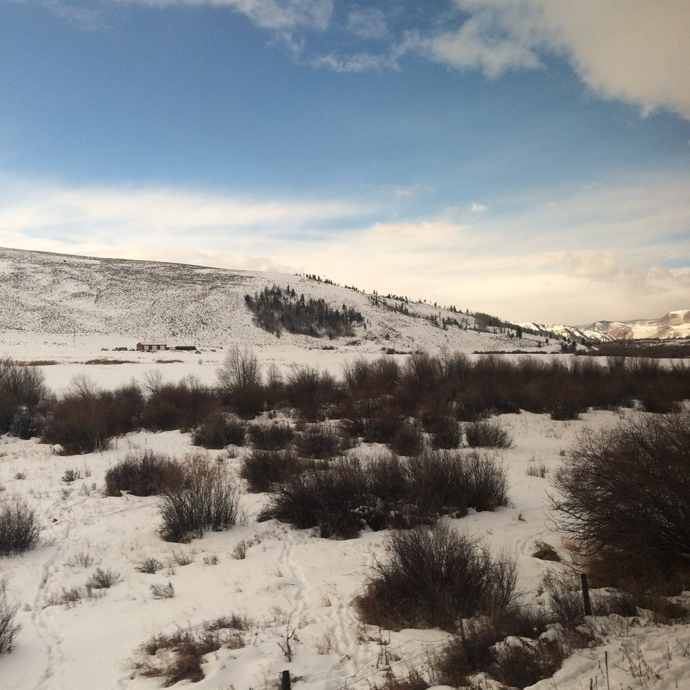 Dayka Robinson Amtrak California Zephyr 2015 Colorado
