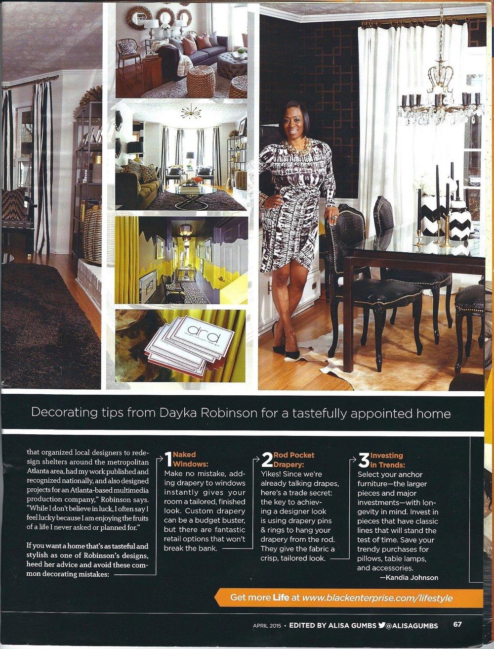 Dayka Robinson Black Enterprise Apr 2015-page 2 (1)