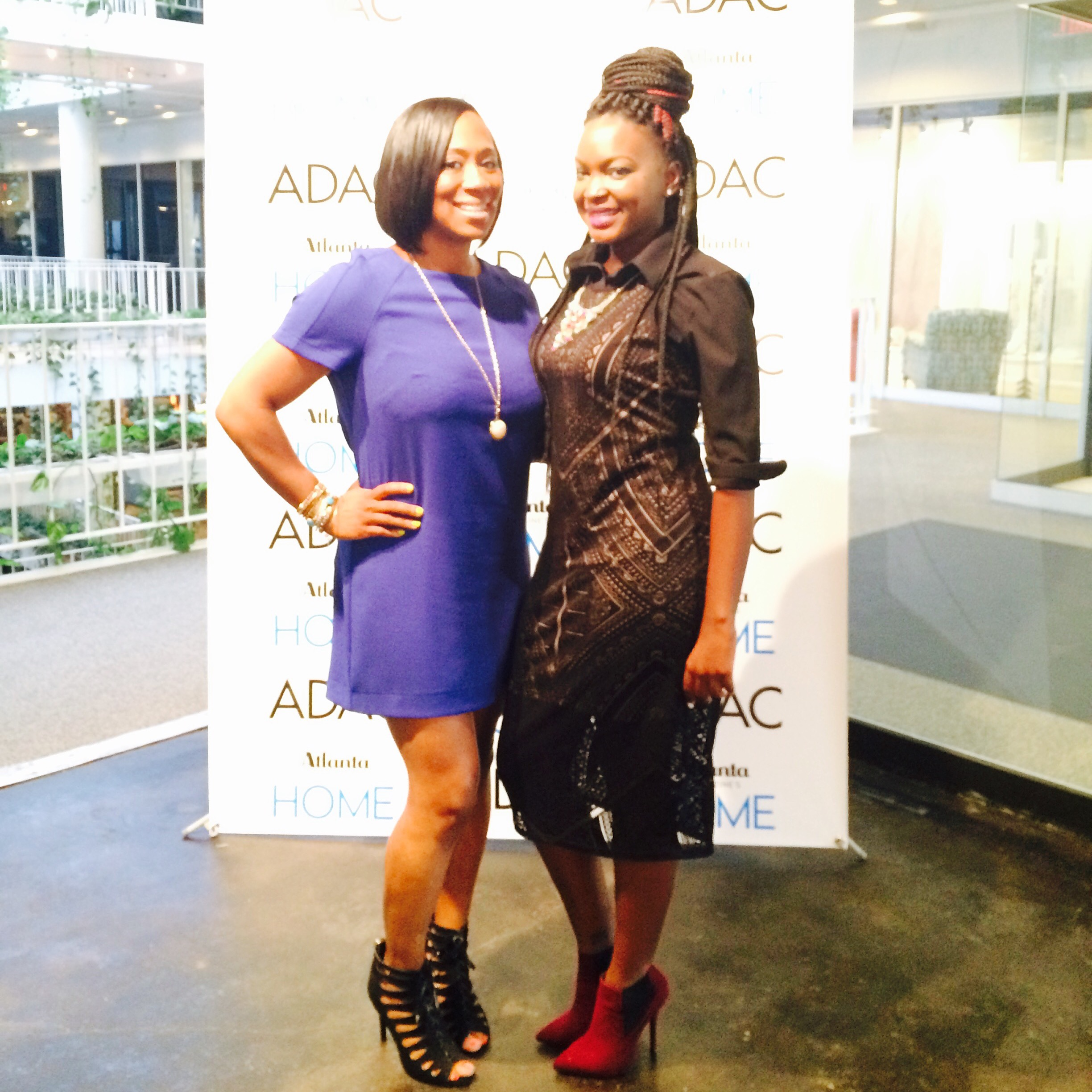 Dayka Robinson Atlanta Home Summer launch party 2015
