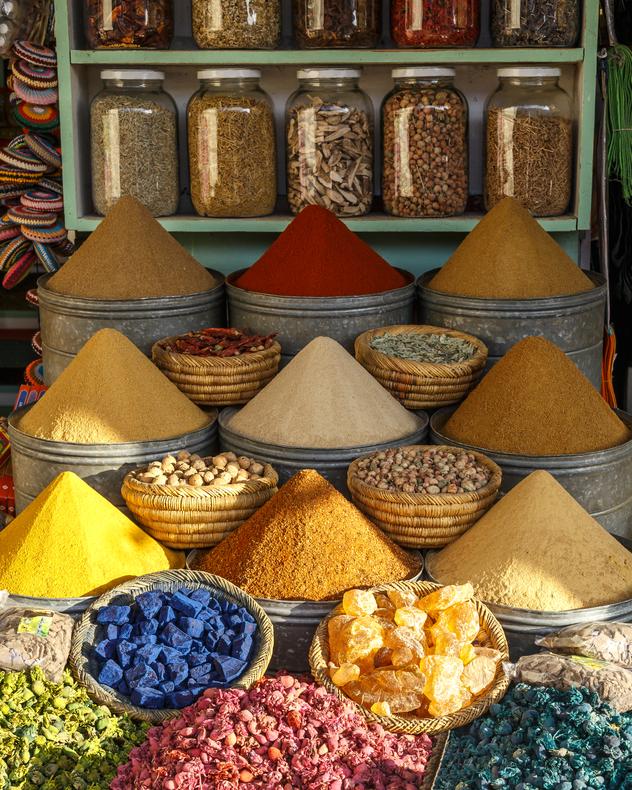 Dayka Robinson Designs Marrakech Morocco Adventure 2016 Souk