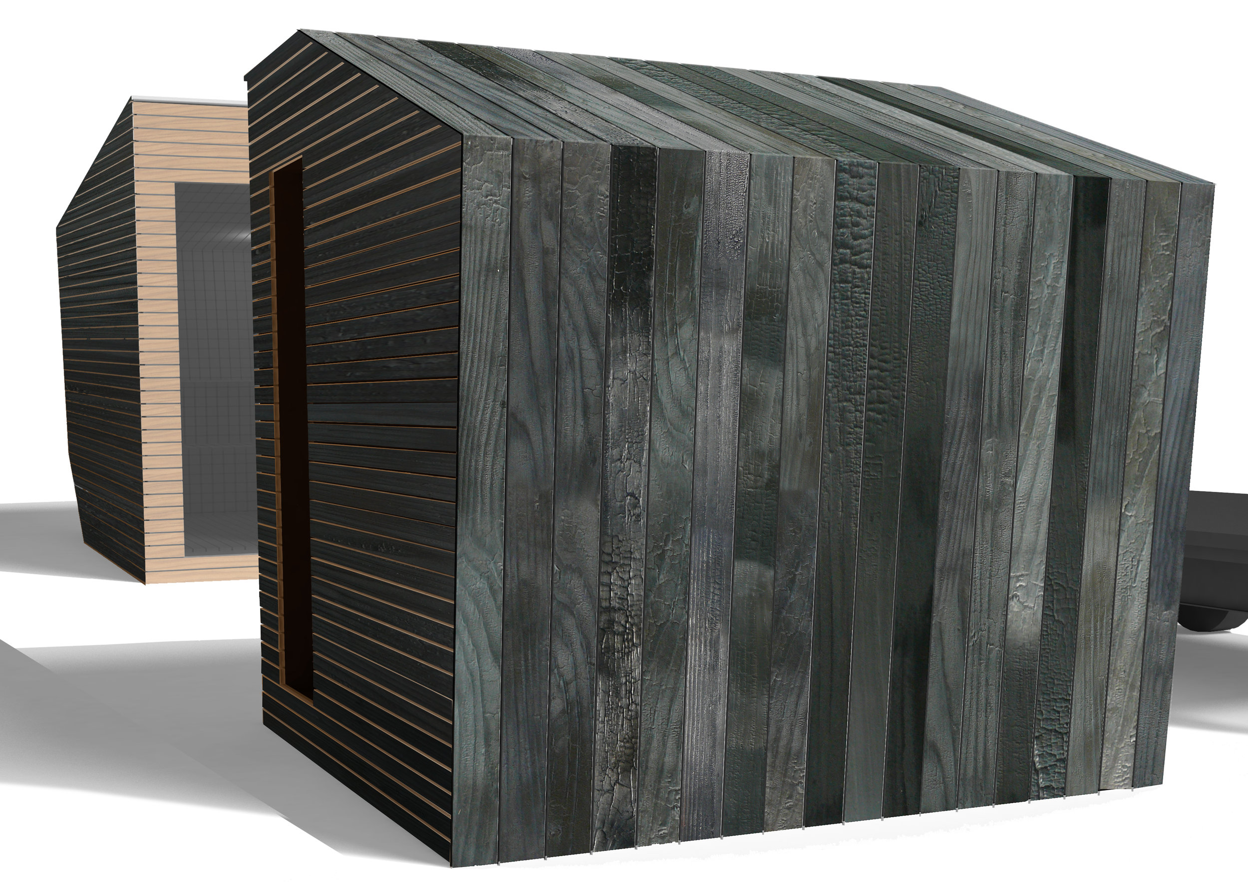 IKEA Render Sauna Only