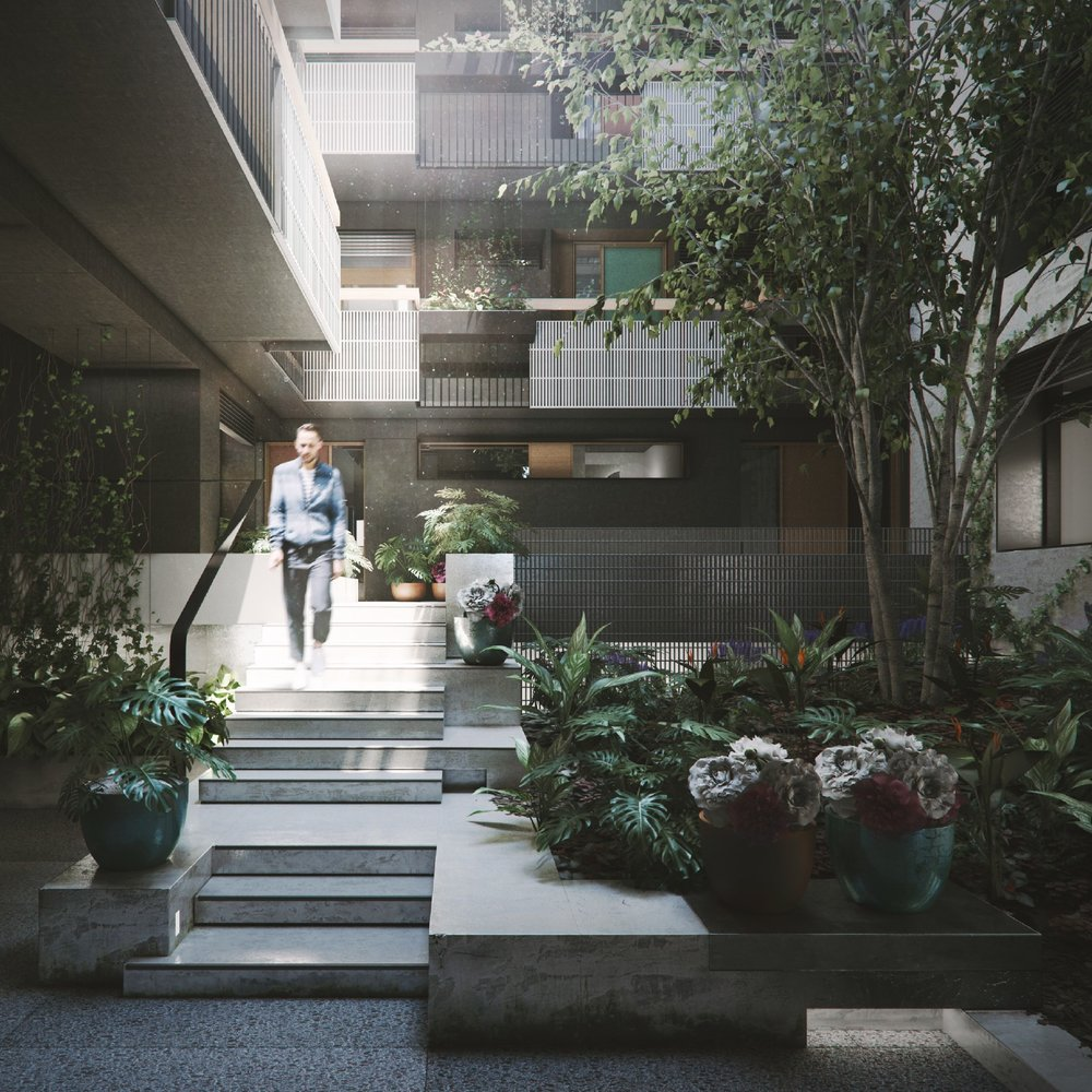 Nightingale Housing is on a mission to deliver multi-residential city housing that is environmentally sustainable, financially affordable and socially inclusive.