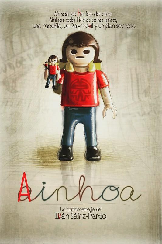 Ainhoa Poster