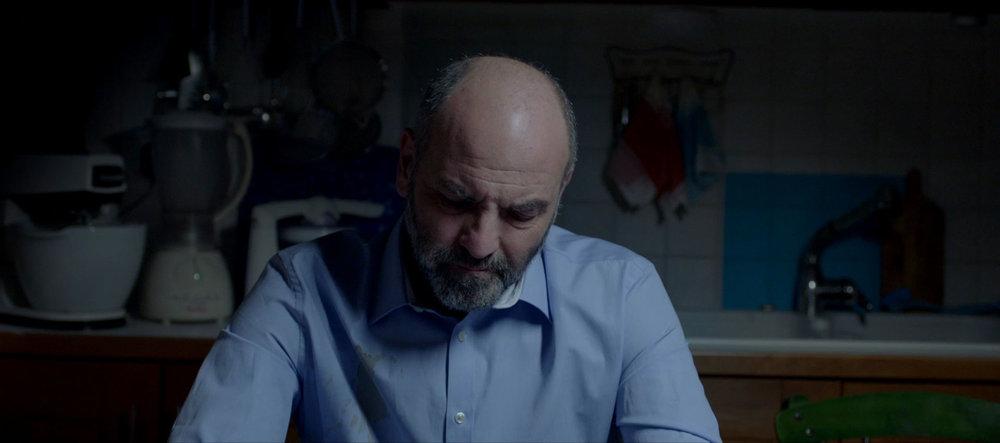Akillas Karazisis  - Freezer