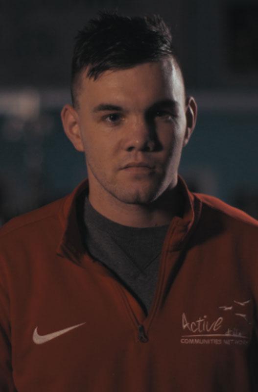 Dean McComb - Fighter (2018)