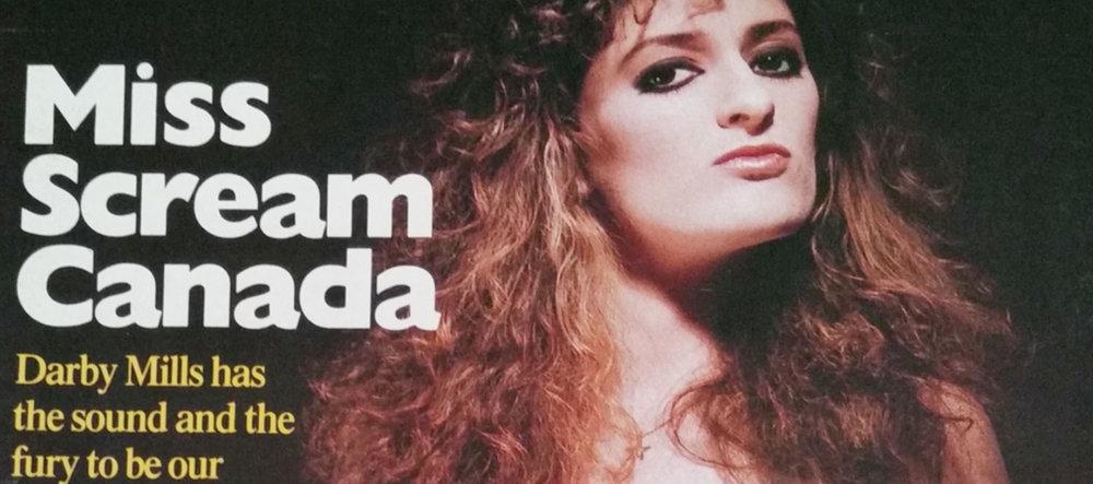 The Queen of Scream: Darby Mills  - Melinda Friedman | Canada