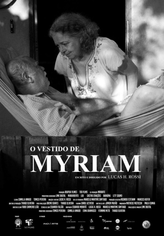 The Dress of Myriam (2017)