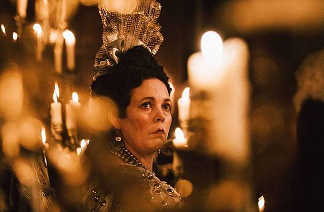 """Some say it's the film to beat. Leading the charge this year with 11 Oscar nominations, Yorgos Lanthinos' """"The Favourite"""" has certainly made it's mark throughout 2018. Is it your FAVOURITE film of the year? We'll see if it's the academy's Favorite this Sunday during the academy awards! . . . #academyawards #oscars #thefavourite #emmastone #oliviacoleman #filmmaking #indiefilmmaking #indiefilm #filmmakers #filmlife #actor #setlife #actress #shortfilm #indyfilm #filmphotography #filmisnotdead #filmphoto #filmproduction #cinematic #cinematographer  #cinematography #film #yorgoslanthinos #yorgos #oscarnomination #rachelweisz"""