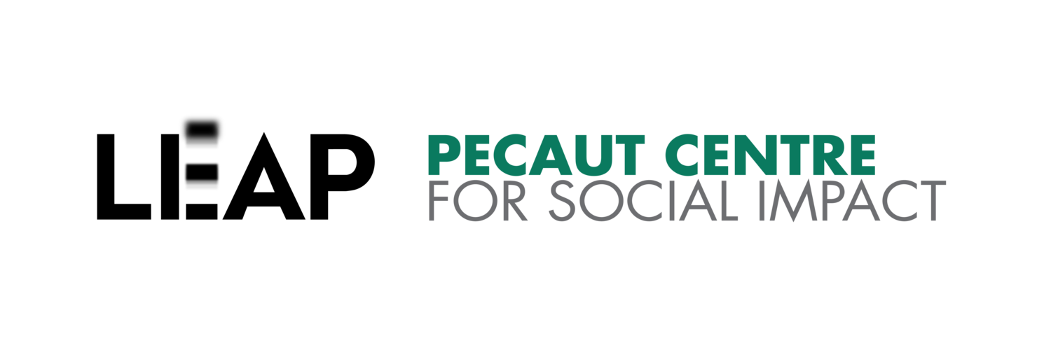 LEAP | Pecaut Centre for Social Impact