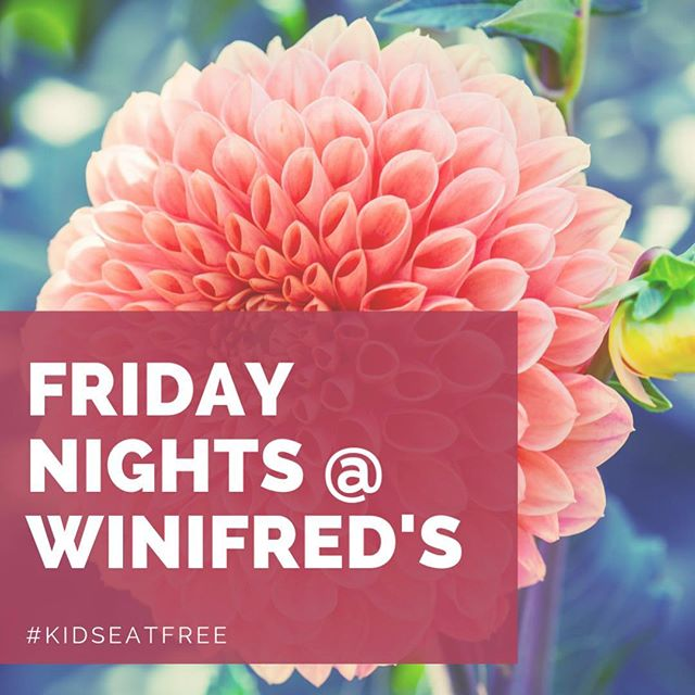 Friday nights just got better in the inner south. (Gently) throw your kids in our play section and enjoy your adult dinner whilst the kiddies can eat free and play free. See you tomorrow night!
