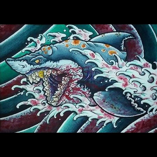 z Shark Water Color.jpg