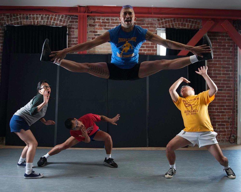 STEAMROLLER Dance Company