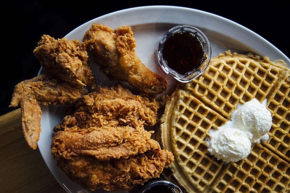 Photo: Kuzzo's Chicken & Waffles