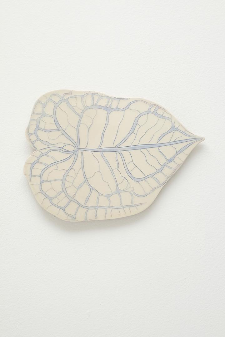 Ceramic Drawing, Porcelain, 2018