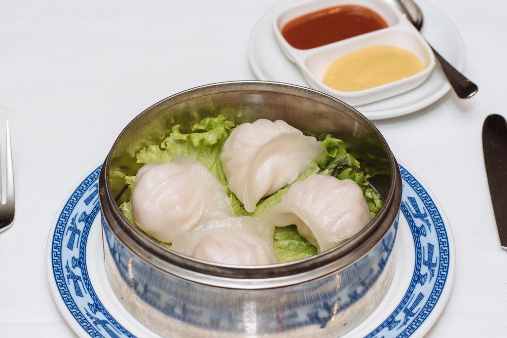 Raviolis aux crevettes (Ha Cao)