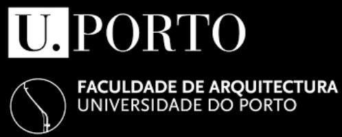 FACULDADE DE ARQUITECTURA DO PORTO