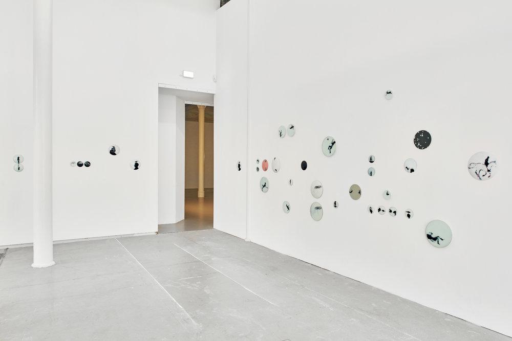 Ausstellungsfotografie: Raumansicht der Ausstellung von Robert van de Laar in der Städtischen Galerie Buntentorsteinweg Bremen