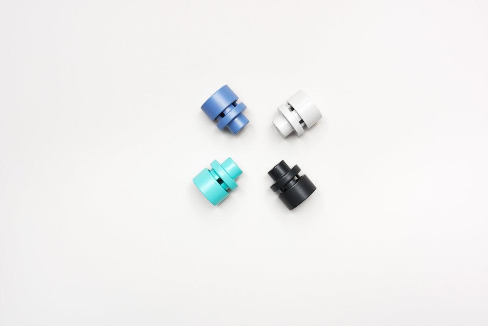 Produktabbildung: Cluster dots von Studio Moritz Putzier und Pascal Howe für ACME Supplies