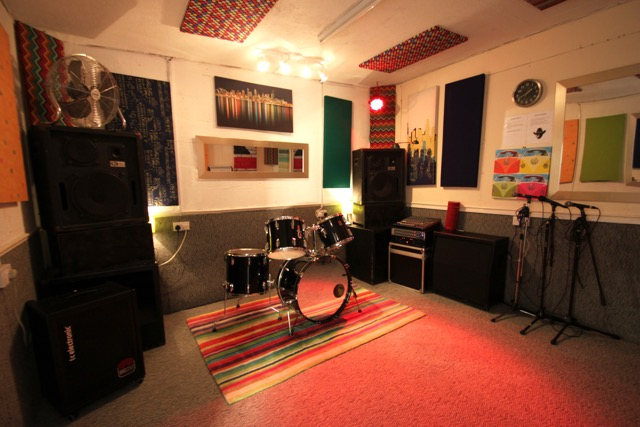 Shockerwick Studios Rehearsal Room 1