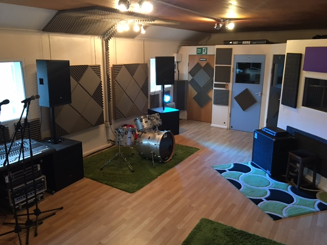 Shockerwick Studios Studio Rehearsal Room