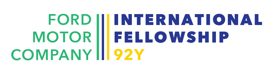 92Y Ford Fellowship