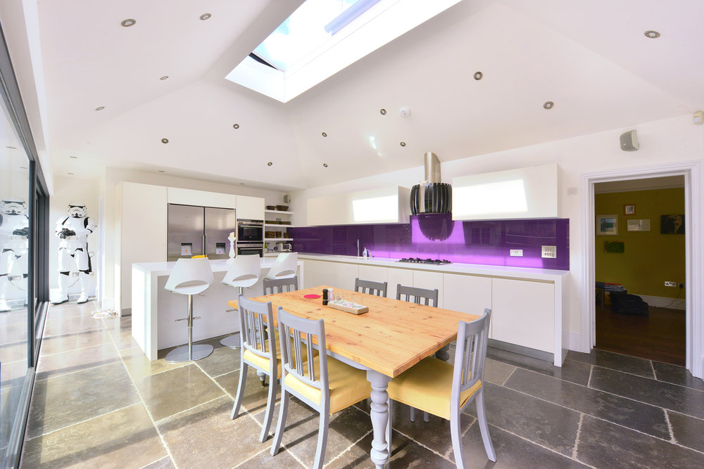 Kitchen Extension - 13 Grove Road, Surrey