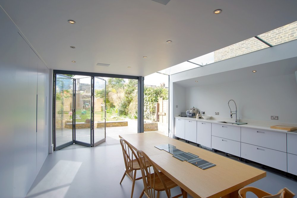 Kitchen Extension - 78 Heathwood gardens.