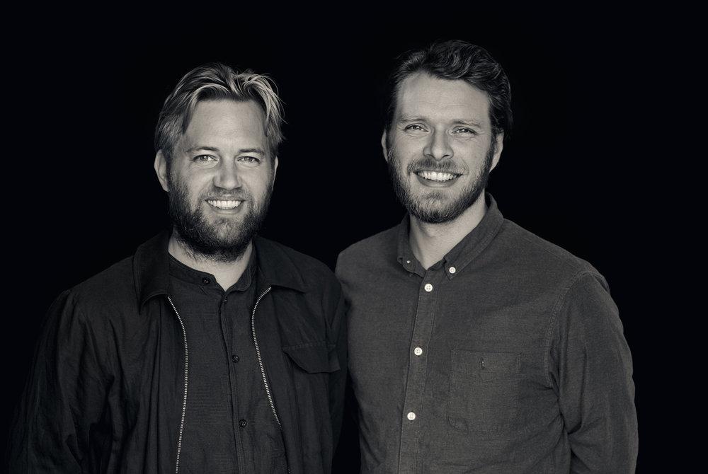 Peter & Asmus. Foto: Martin Dyrløv