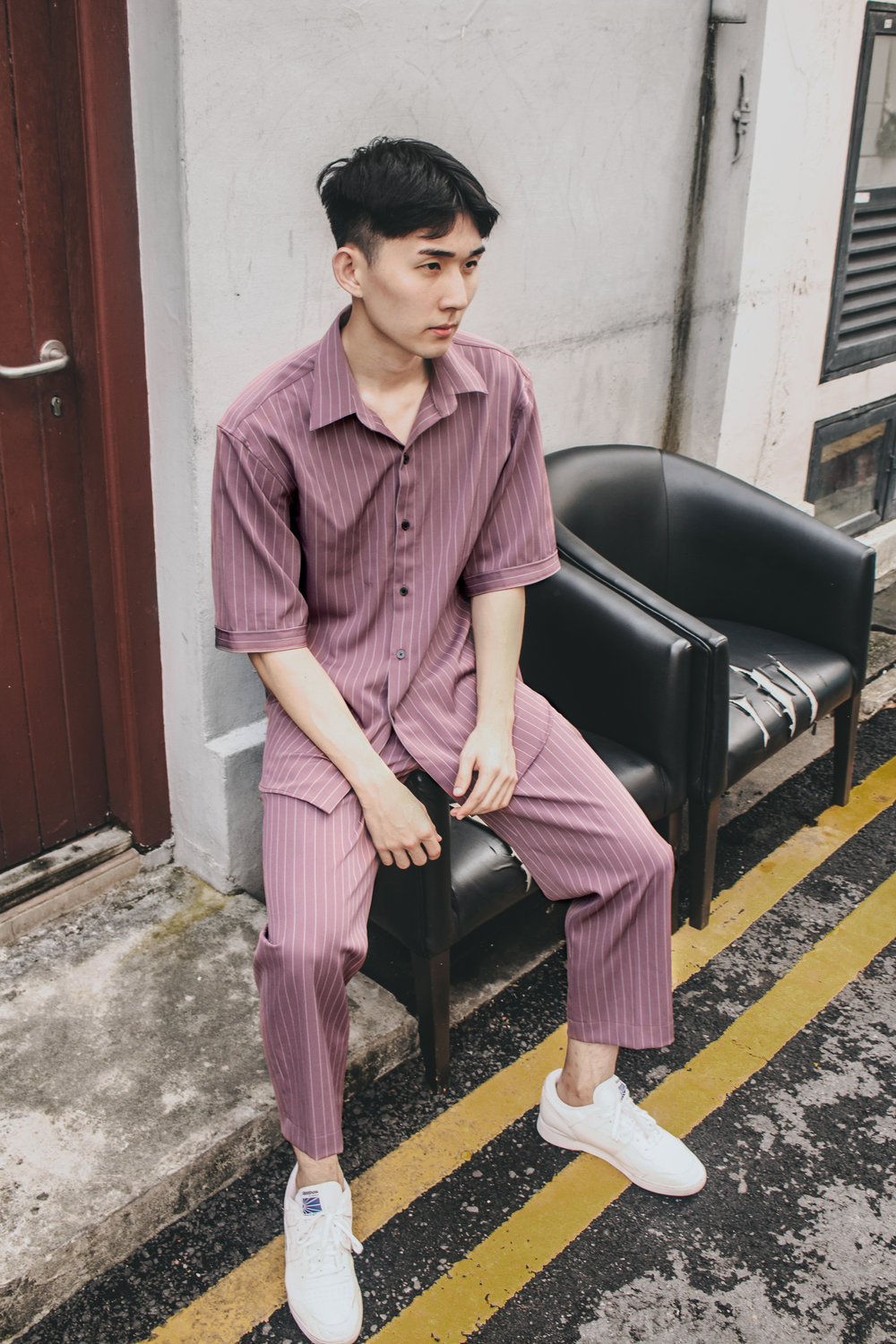 Singapore clothes online oversized