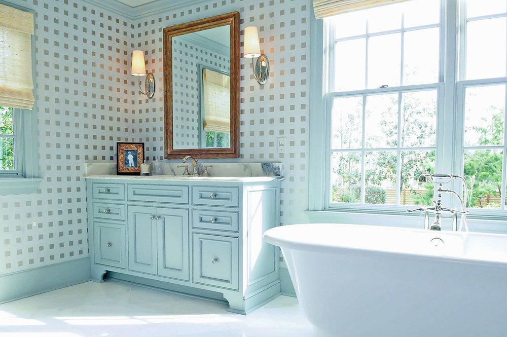 Alabama bath and master suite design