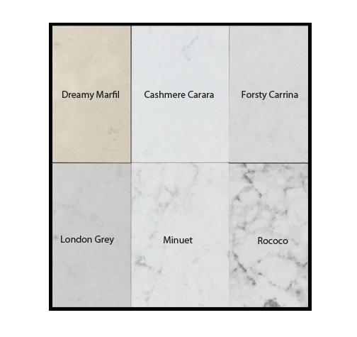 Quartz Countertop Materials