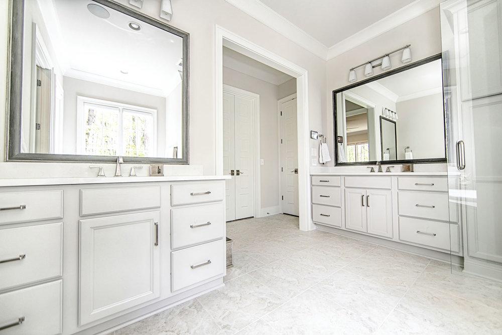 Master Suite Bathroom Design, West Alabama