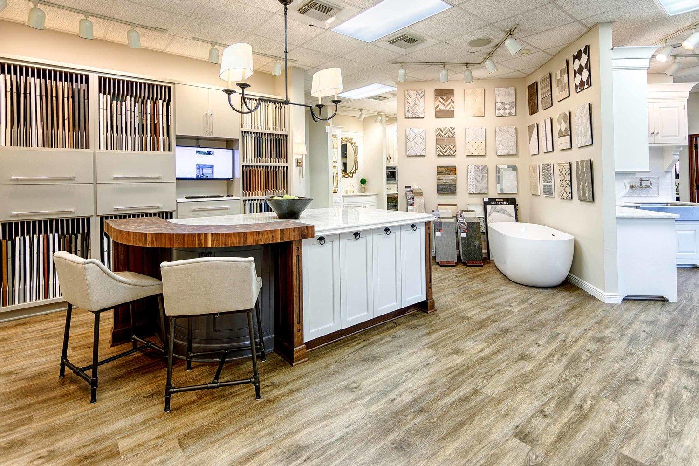 Showroom Toulmin Cabinetry Design - Bathroom showrooms birmingham al