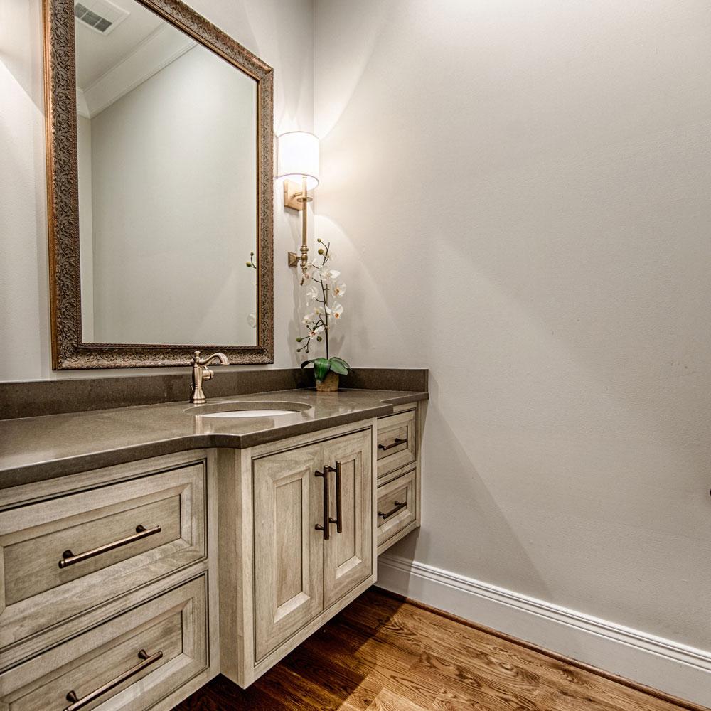 Powder Room Bathroom Design Ideas Tuscaloosa, AL