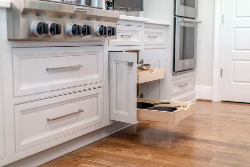 Cabinet Features When Remodeling
