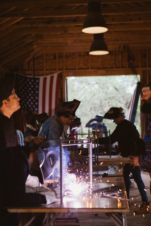 KKDW Welding Camp