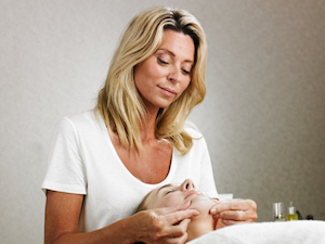A facial with Nichola Joss -