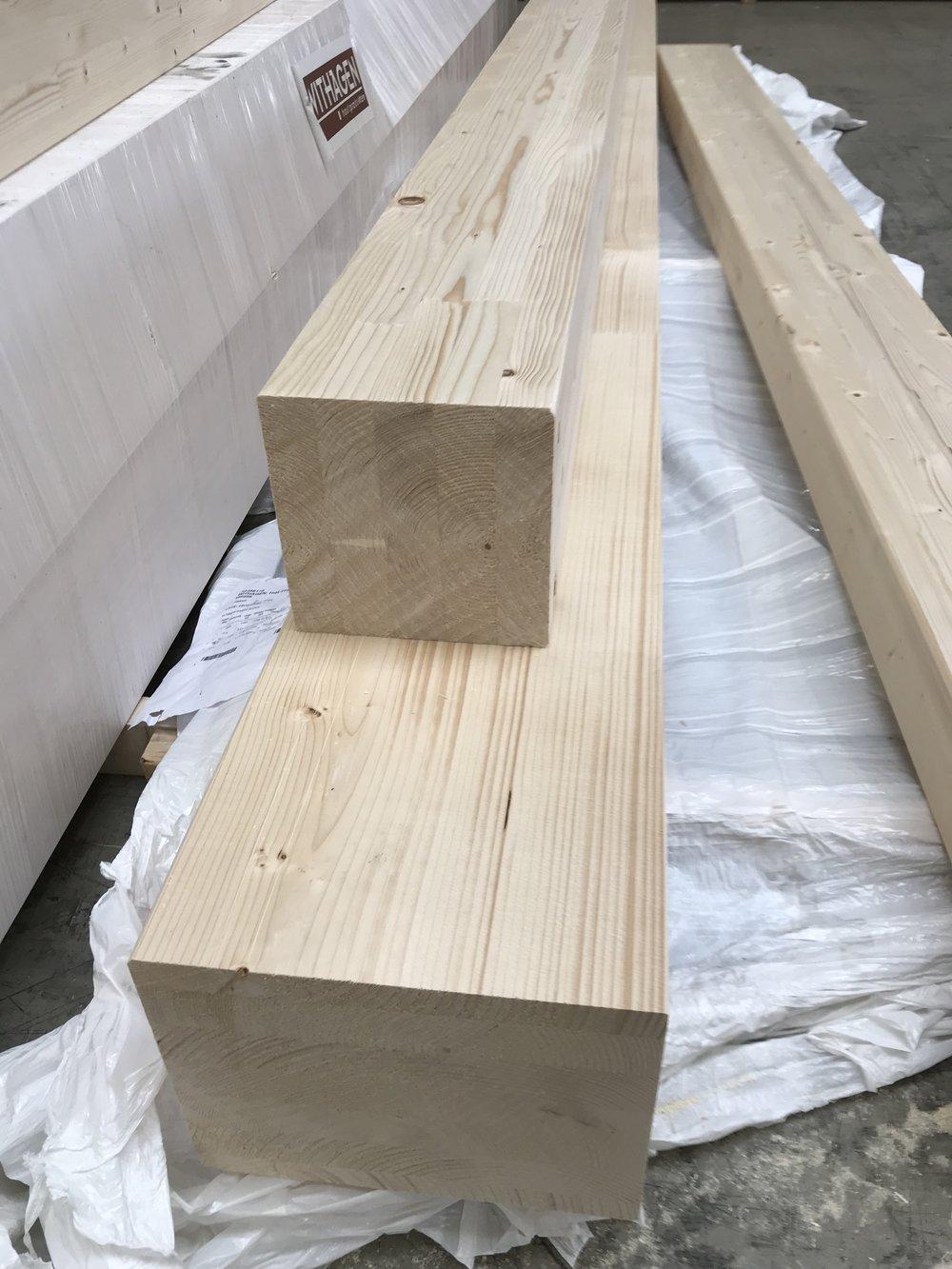 gelamineerd hout