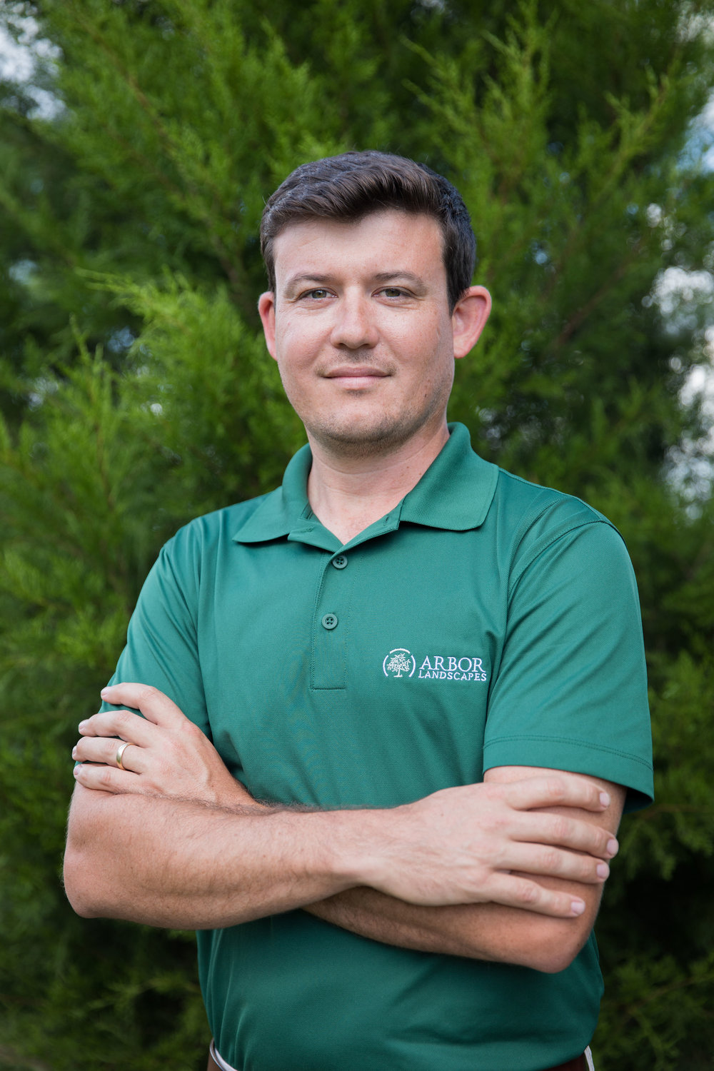Meet the Owners: - Jake and Alexis founded Arbor Landscapes in 2013. Jake is originally from Sebring, FL and holds a business degree from Florida State University. He grew up mowing lawns in his neighborhood and continued to do so through college. His passion for the outdoors and understanding of Florida landscaping ultimately led him to Arbor Landscapes. His lovely wife Alexis grew up in Sarasota and graduated from the University of Florida with a degree in advertising. They enjoy boating and kayaking in Sarasota Bay, eating at local restaurants, and catching sunsets with their goldendoodle Olive.Jake and Alexis take pride in serving the Sarasota community and growing their family here. They are active members of the Ringling Museum of Art, Marie Selby Botanical Gardens, Junior League of Sarasota (Alexis), Sertoma Club of Greater Sarasota (Jake) and BNI-Past Chapter President (Jake).