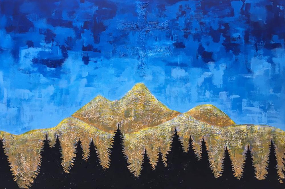 Mount Krivan -