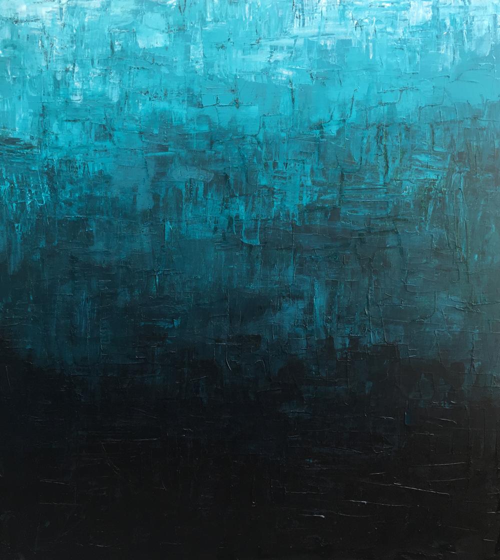 Turquoise Haze -