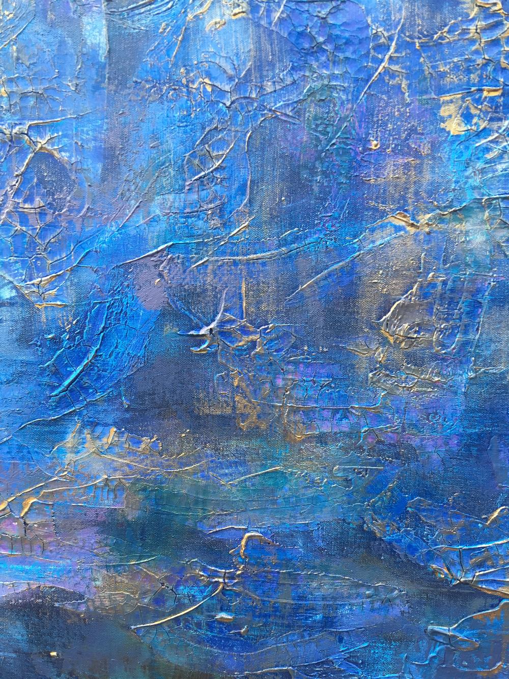 Royal Sea - Detail SamuelDeaconArt