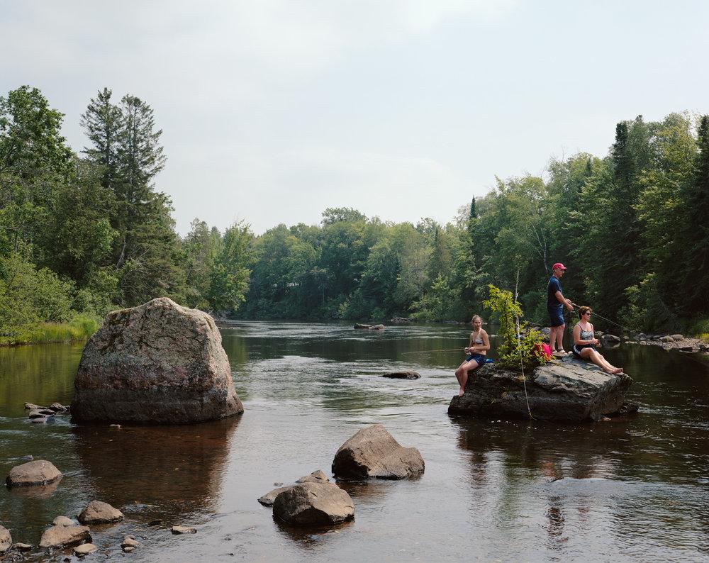 Wisconsin River, St. Germain