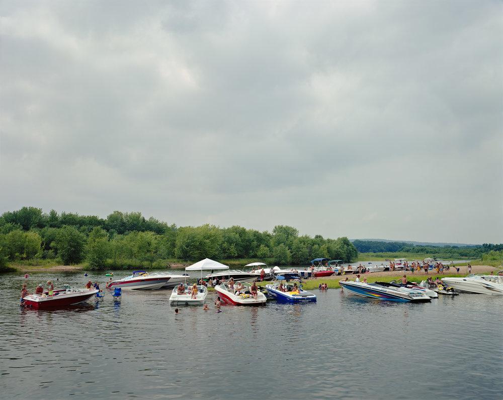 Wisconsin River, Dekorra