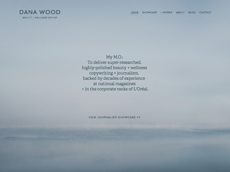 dana wood writer